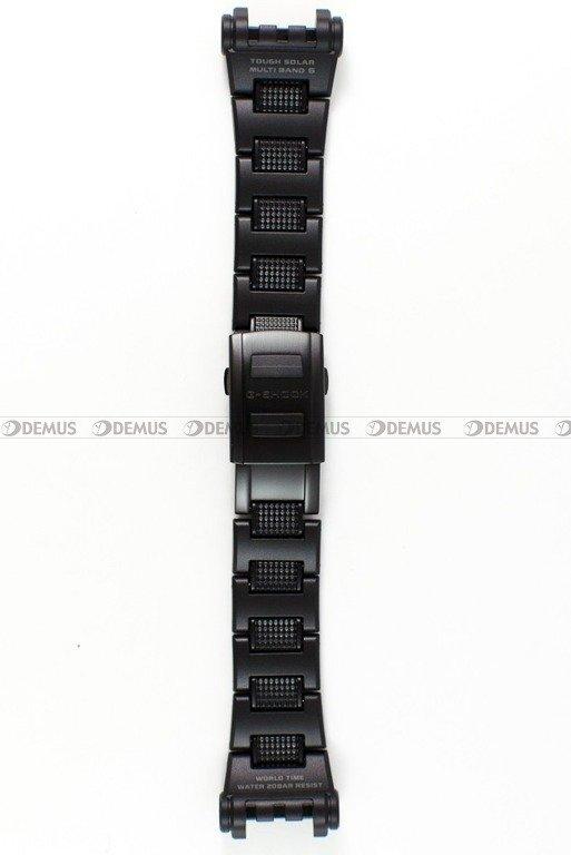 b43aca9e51440f ... Bransoleta do zegarka z tworzywa Casio GPW-1000, 28 mm, Czarna ...