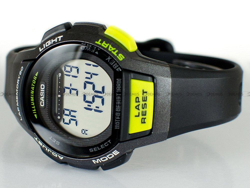 Zegarek Casio Sport Electronic LWS 1000H 1AVEF Damski, Kwarcowy, Elektroniczny