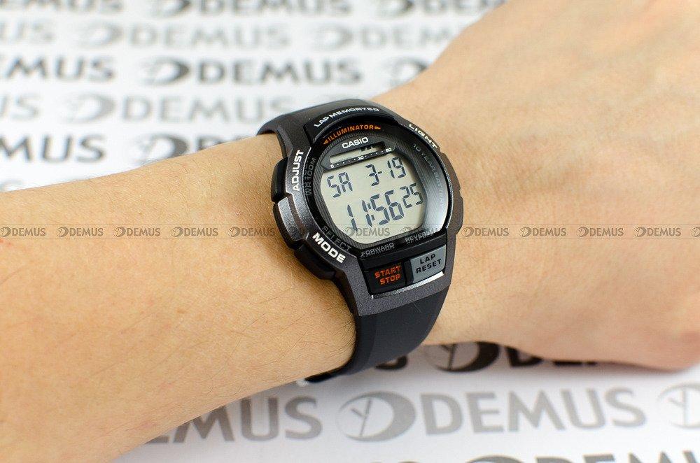 Zegarek Casio Sport Electronic WS 1000H 1AVEF Męski, Kwarcowy, Elektroniczny