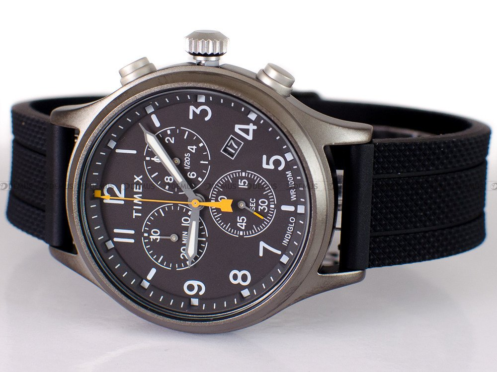 e214b452243 ... Zegarek Timex Chronograph TW2R60400 Męski